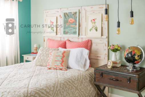 Flea Market bedroom overall