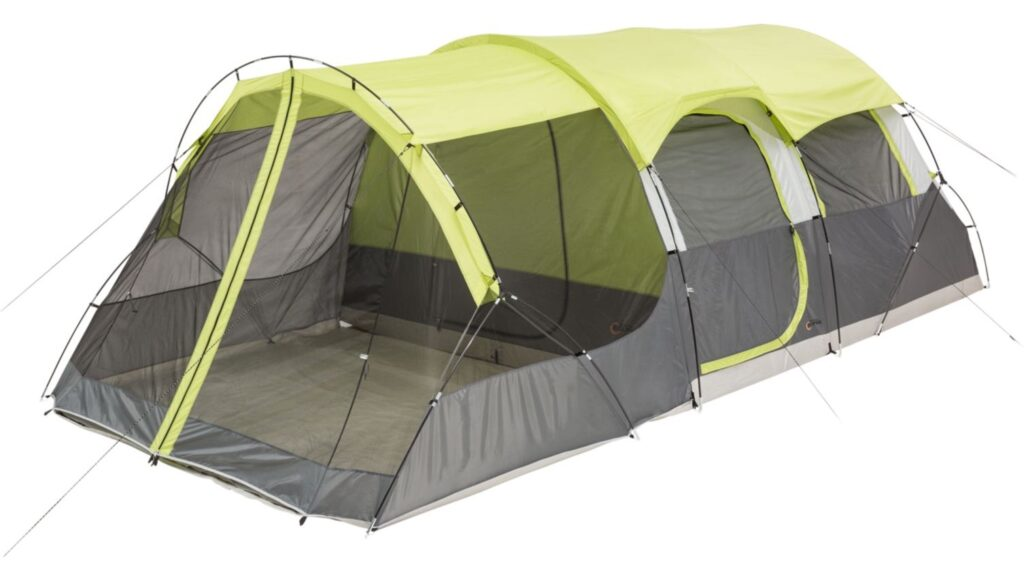 Bass Pro tunnel tent