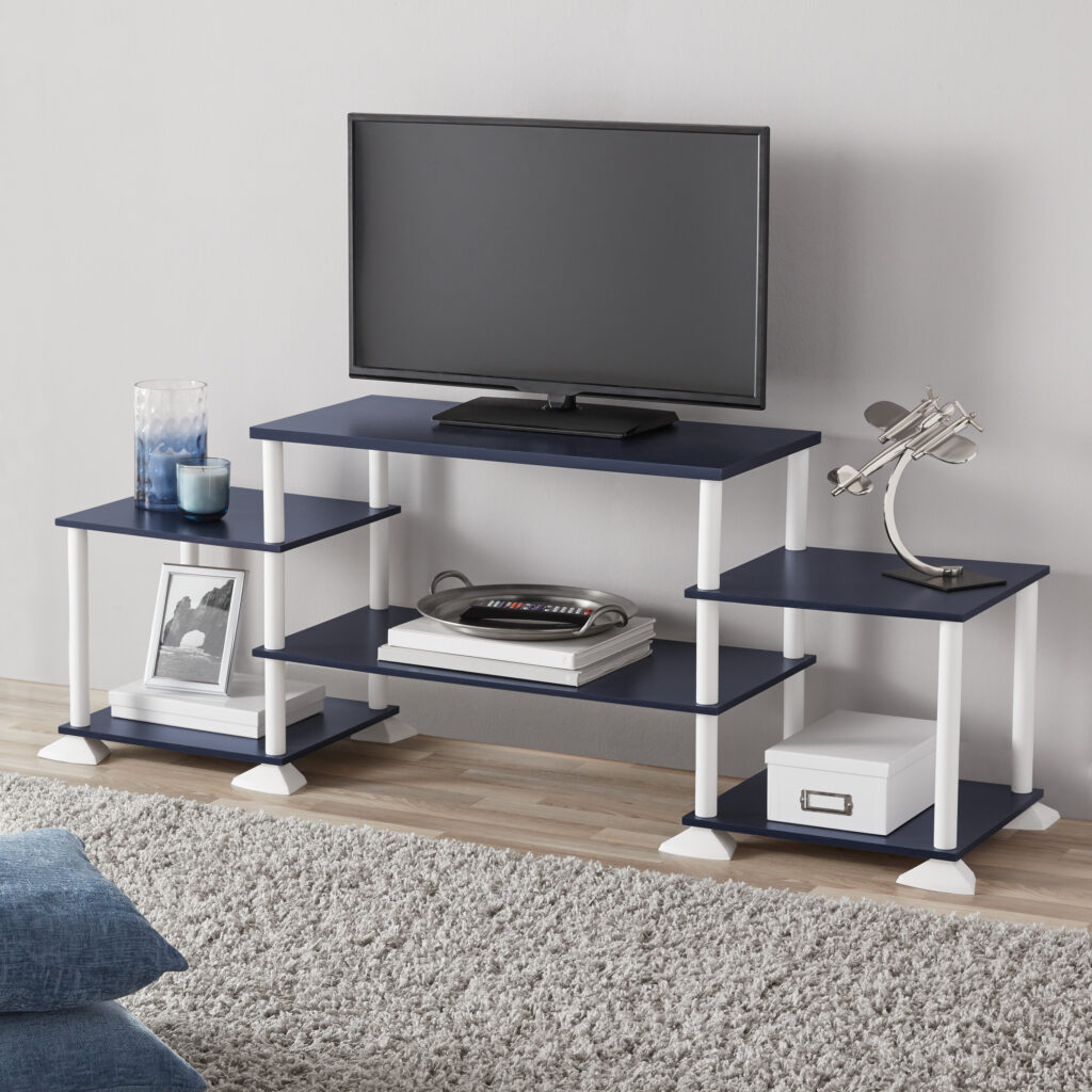 Mainstays No-Tools Assembly Entertainment Center